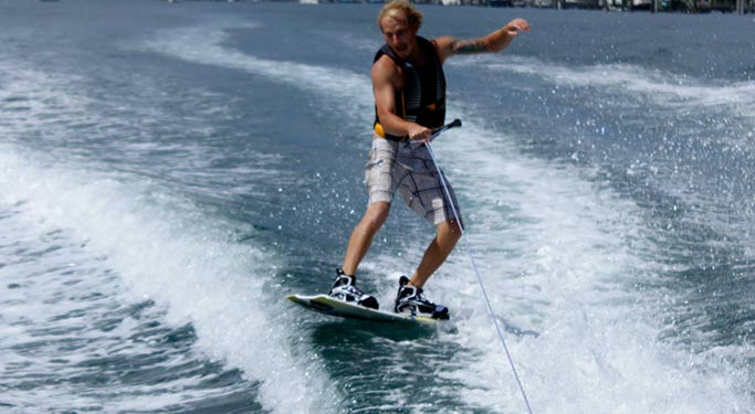 wakeboard-boot